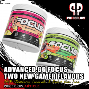 Advanced.gg Focus GGB Strawberry Lemonade Kackis Kiwi Lime