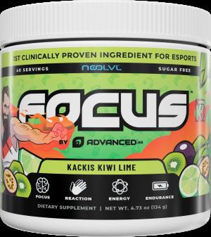 Advanced.gg Focus Kackis Kiwi Lime