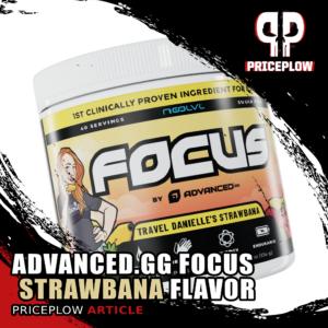 Advanced.GG Focus Strawbana