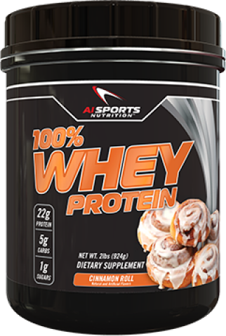 AI Sports Nutrition 100% Whey Protein