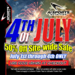 AI Sports Nutrition 4th of July Sale