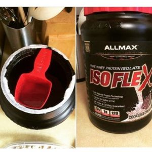 ALLMAX ISOFlex Scoop-Lock