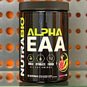 Alpha EAA Nootropics