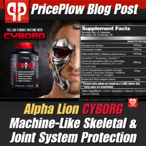 Alpha Lion Cyborg PricePlow