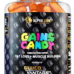 Alpha Lion Gains Candy GlucoVantage