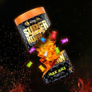 Alpha Lion SuperHuman Burn Gummy Bear