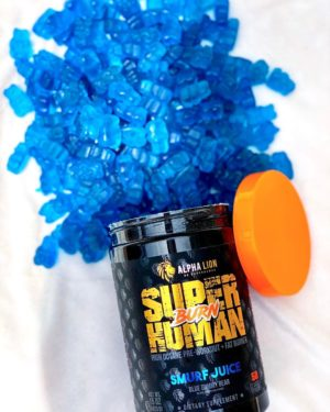 Alpha Lion SuperHuman Burn Gummy Bears