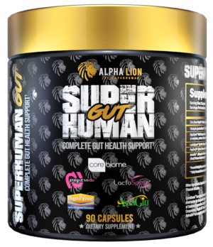 Alpha Lion SuperHuman GUT: Level Up Your Gut Health