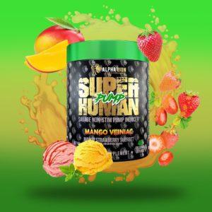 Alpha Lion SuperHuman Pump Mango