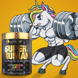 Alpha Lion SuperHuman Unicorn Juice