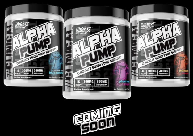 Alpha Pump Coming Soon