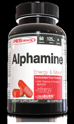 Alphamine Capsules