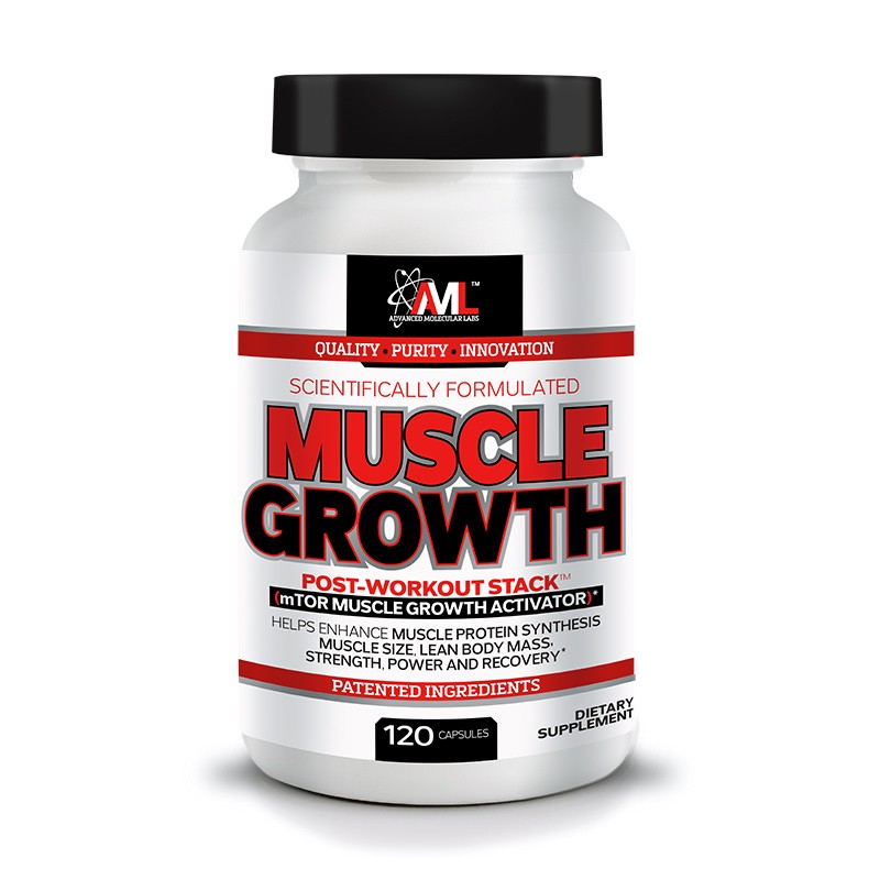 AML Muscle Growth: Strength-Building Post Workout Supplement