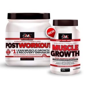 AML Post Workout Muscle Growth