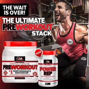 AML Pre Workout Stack