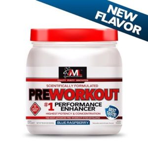 AML Pre Workout New Flavor
