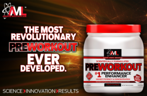 AML Pre Workout Revolution