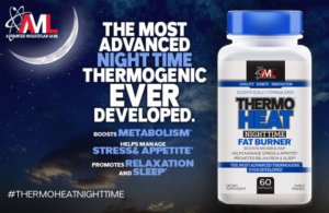AML Thermo Heat Nighttime Banner