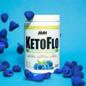 AMN KetoFlo Blue Razz