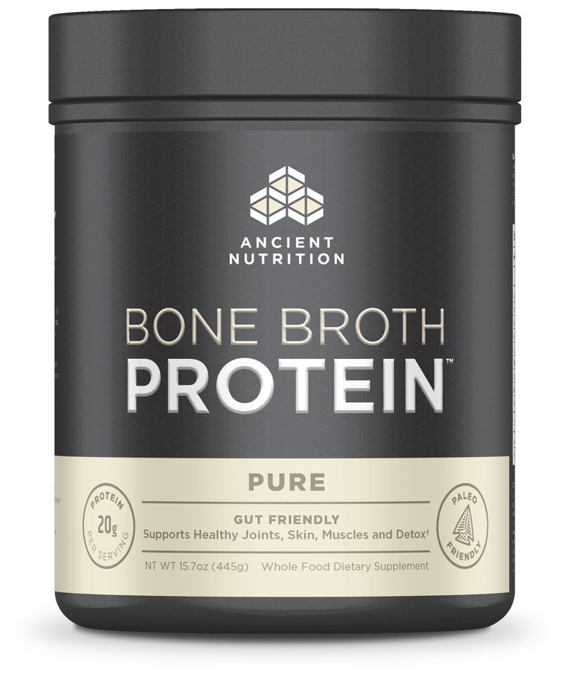 bone broth nutrition benefits nutrition ancient nutrition bone broth protein primal joint support
