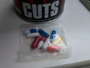 Animal Cuts Pills Pak