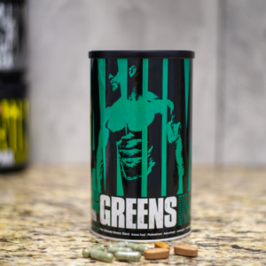 Animal Greens: Get Your Greens without Drinking Them!