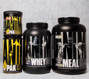 Animal Pak Supps