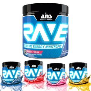 ANS Rave Flavors