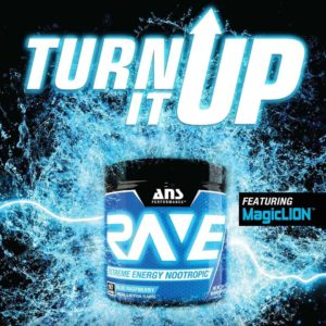 Time to really TURN up the focus with ANS Rave!