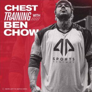 AP Sports Ben Chow Chest