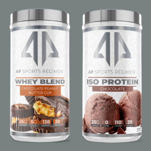 AP Sports Regimen Protein Powder