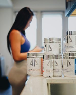 AP Sports Regimen Supplements Kitchen