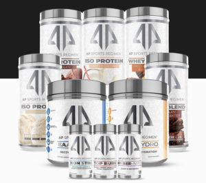 AP Sports Regimen Supplements