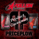 Apollon Nutrition Giveaway June