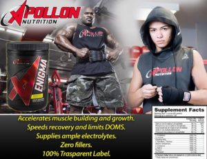 Apollon Nutrition Enigma Benefits