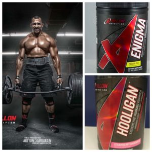 Apollon Nutrition Hooligan Enigma