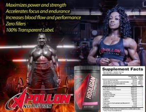 Apollon Nutrition Hooligan Strength