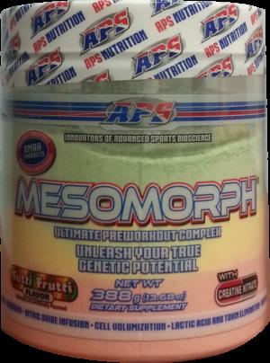 APS Mesomorph Tutti Frutti Flavor