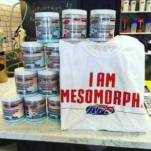 Rocket Pop is the newest flavor for Mesomorph...will it taste like everyone's favorite treat from the Ice Cream Man?