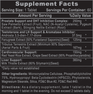 Arimiplex Ingredients