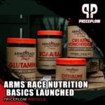 Arms Race Nutrition Basics