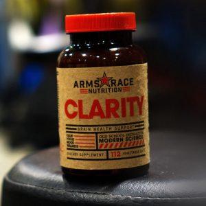 Arms Race Nutrition Clarity