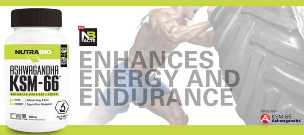 Ashwagandha Energy Endurance
