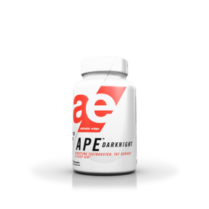"APE DarkNight makes up the ""PM portion"" of the APE Stack. It combines ingredients that help reduce food cravings and support blood sugar stability"