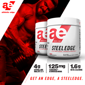 Athletic Edge Steel Edge