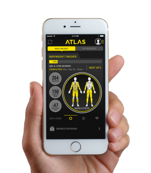 Atlas Wearable App