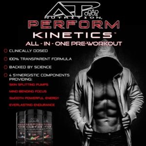 ATP Nutrition Perform Kinetics All-in-One