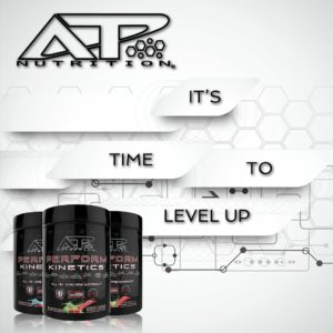 ATP Nutrition Perform Kinetics Level Up