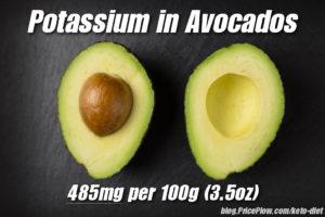 Avocados and Potassium