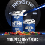 Axe Sledge Deadlifts Gummy Bears Stack